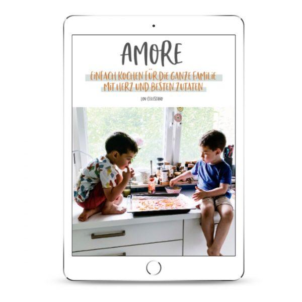 Amore das Familienkochbuch von Lou Celestino als Ebook