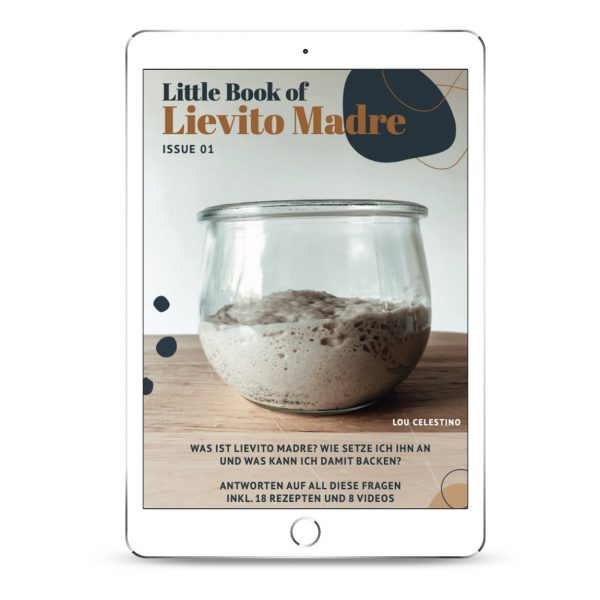 Ebook Little Book of Lievito Madre von Lou Celestino