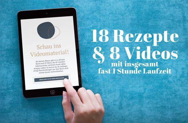 Little book of Lievito Madre Videomaterial von Lou Celestino