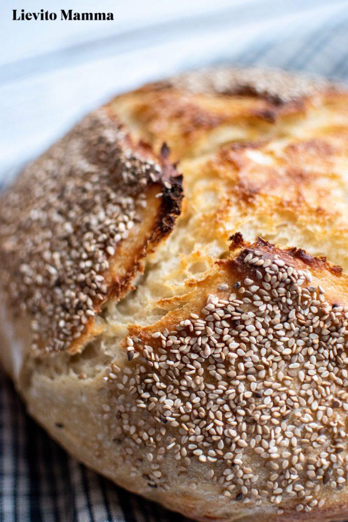 Pane di Semolina von Lievito Mamma