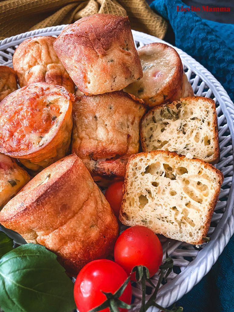 Rezept von Lievito Mamma für Popover mit Lievito Madre